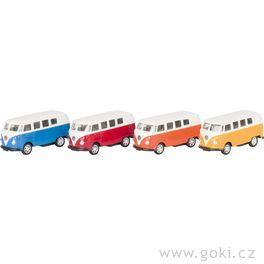 VWMicrobus (1962), setrvačník, měřítko 1:60