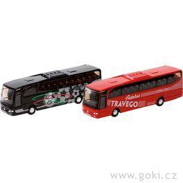 MBTravego autobus sezpětným natahováním, měřítko 1:60