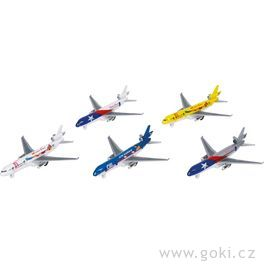 Letadla sezpětným natahováním II