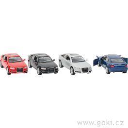 Audi A6sezpětným natahováním, měřítko 1:38
