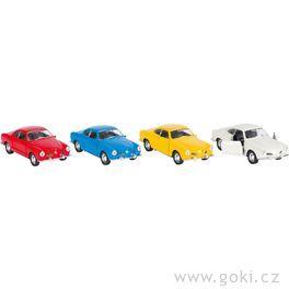 VWKarmann-Ghia Coupe, zpětné natahování, 1:34-39