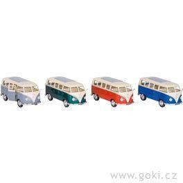 Volkswagen BusT1(1962), 1:31, setrvačník
