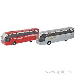 Autobus Neoplan Starliner, 1:64, setrvačník