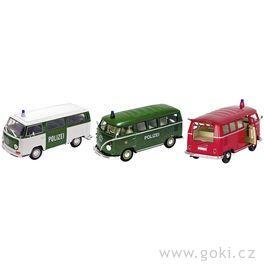 Volkswagen BusT1aT2,1:24, volnoběh