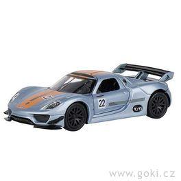Porsche 918RSR, 1:34-39, setrvačník