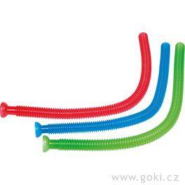 Zvuková trubice jednobarevná, 75– 78cm