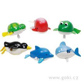 Hračky nanatažení – Vodní svět