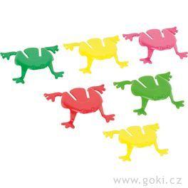 Skákací žabky