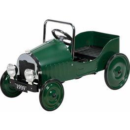 Kovové šlapací auto sgumovými koly, replika zroku 1939