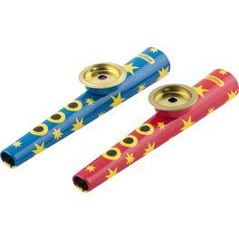 Kazoo –plechová píšťalka
