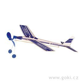 Letadlo SkyCaptain nagumičku