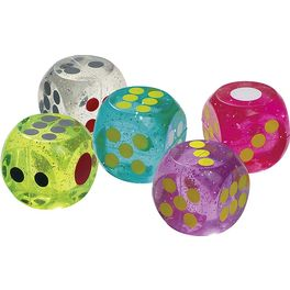 Skákací míček – Kostka