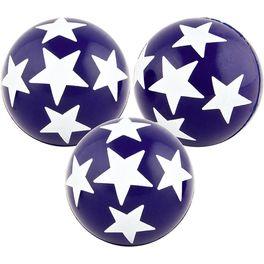 Skákací míček – Třpytivé hvězdy