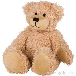 Plyšový medvídek Leoš