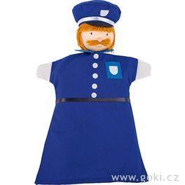 Maňásek naruku – policista
