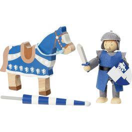 Modrý rytíř nakoni Lancelot – flexibilní postavička