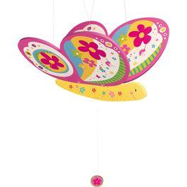 Motýlek Susibelle – létající závěsná dekorace