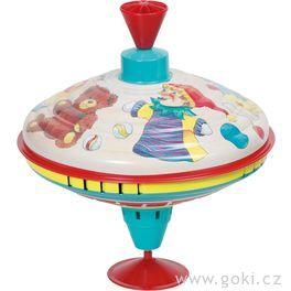 Hrající káča hračky, 18,5 cm