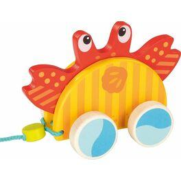 Mořský krab –tahací hračka našňůrce