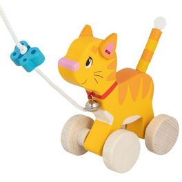 Kočička naprovázku