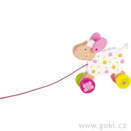 Tahací hračka ovečka Zuzka