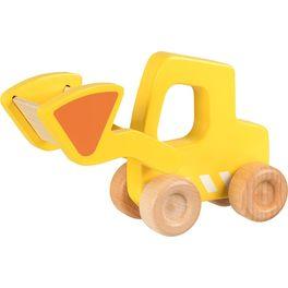Bagr – dřevěné autíčko pronejmenší