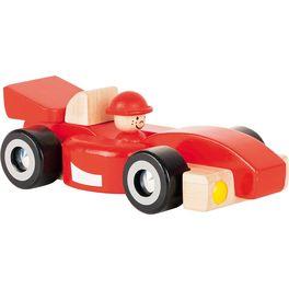 Červená závodnička zedřeva