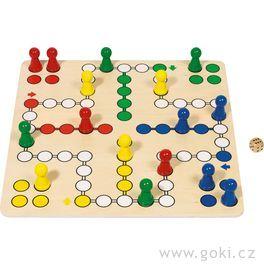 Stolní hra– Člověče, nezlob se,50x50cm