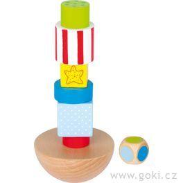 Balanční věž vichřice