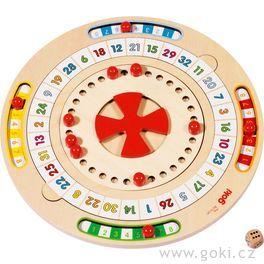 Stolní hra– Slovní mlýn