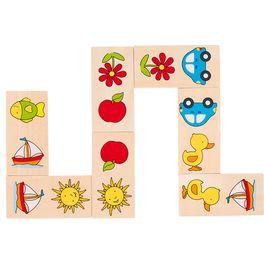Dominičino první domino, 28dílů