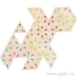 Troj-domino, 76dílů
