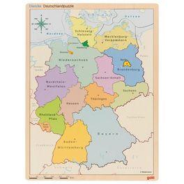 Puzzle vpuzzle – Německo
