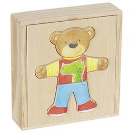 Šatní skříň – malý medvídek