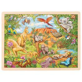 Puzzle – Australská příroda
