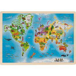Náš svět – didaktické puzzle, 192díly