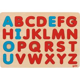 Puzzle písmenka