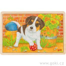 Puzzle – Malý pejsek, 24díly