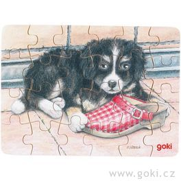 Puzzle mini – Zvířátka, 24díly
