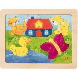 Puzzle – 1000 barviček, 24díly