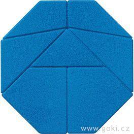 Kamenné puzzle Zornbrecher, 7dílů – goki stone
