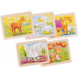 Puzzle – Zvířátka, 24díly