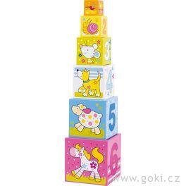 Krabičková věž Susibelle
