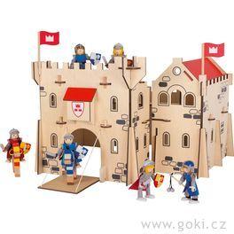 Rytířský hrad, 38dílů