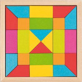 Skládačka mozaika – duha, 24díly