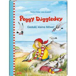 Trpělivost, malý racku – knížka zřady Peggy Diggledey