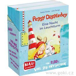 Maxi obrázková knížka Peggy Diggledey