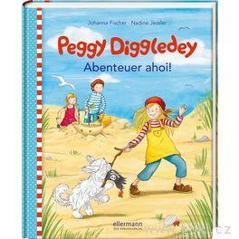 Knížka proděti Peggy Diggledey – Dobrodružství AHOJ!