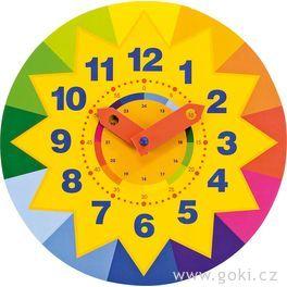 Výukové hodiny – Sluníčko, 28cm