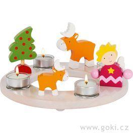 Slavnostní dekorace Velikonoce +Vánoce